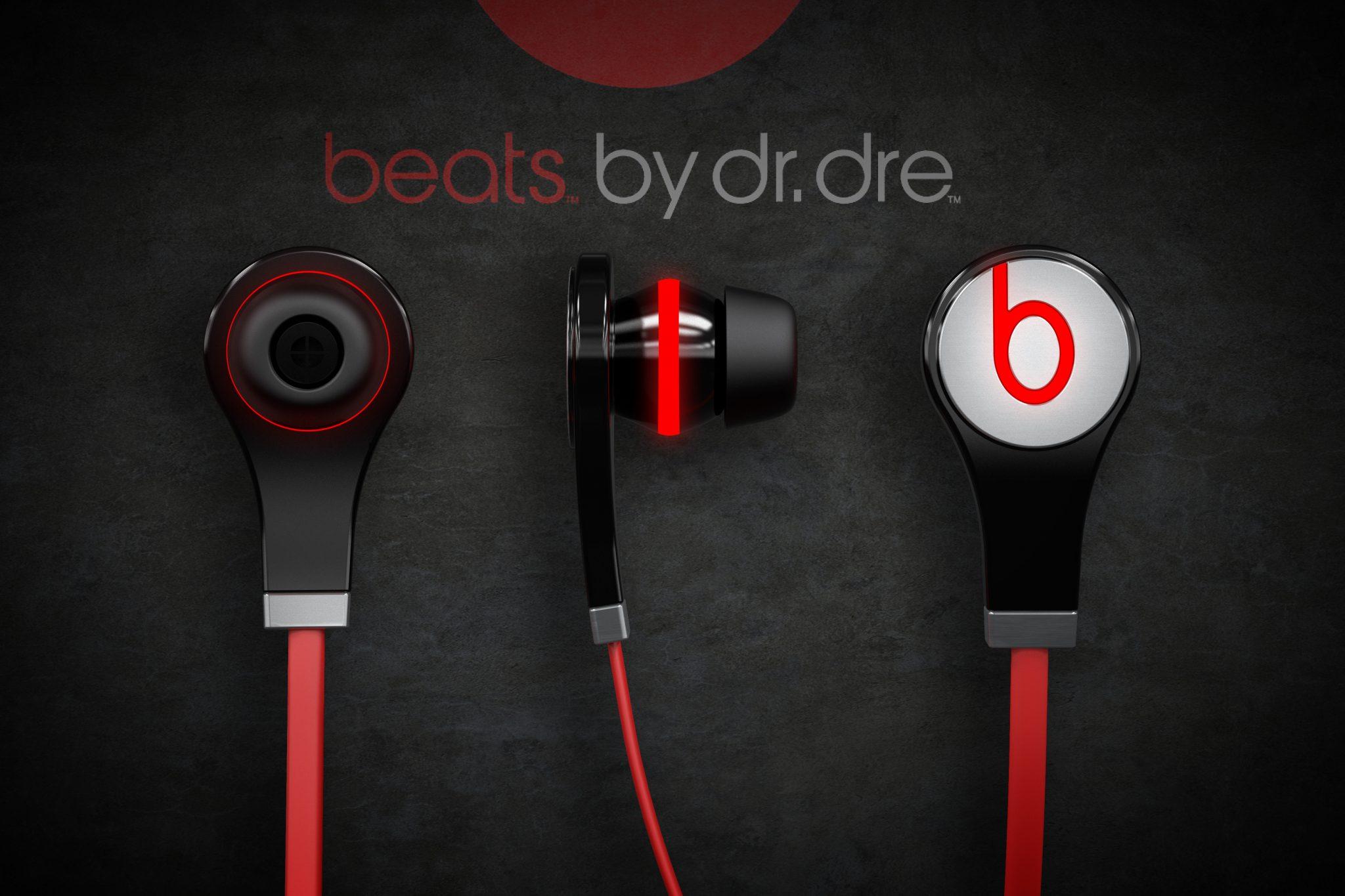Beats By Dre - 3D Visualisering af Underdog Media