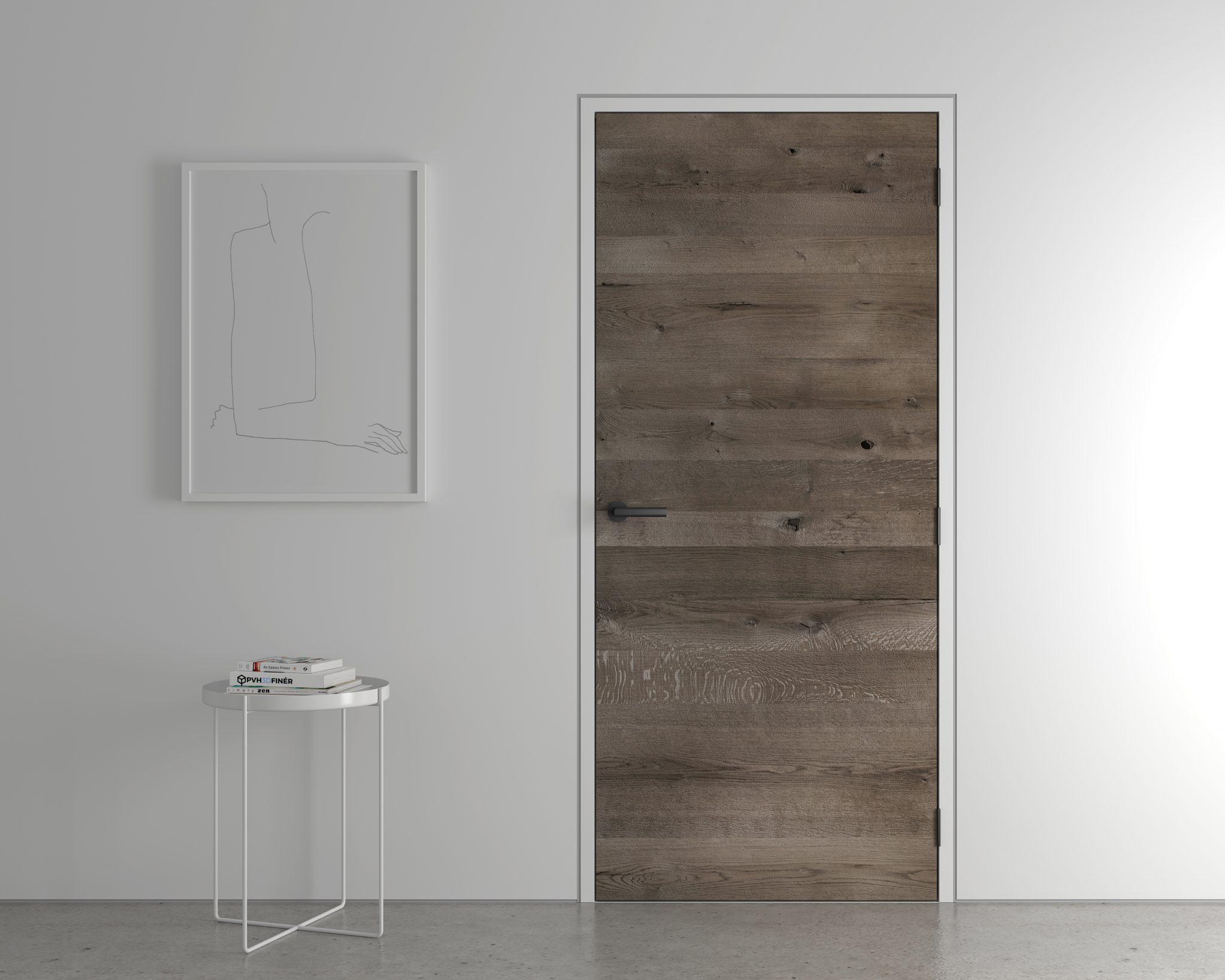 3d Finer Door