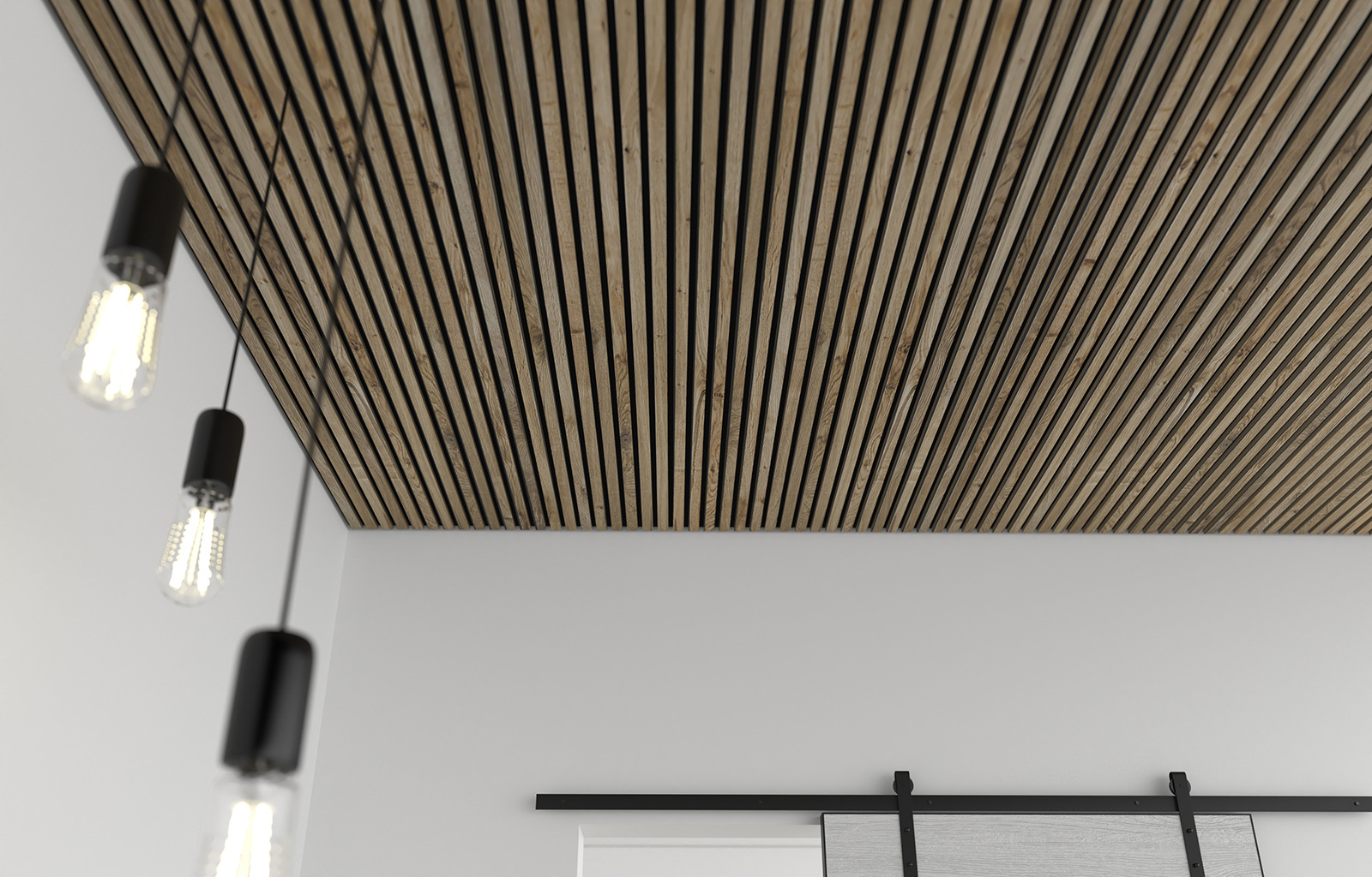 Woodupp Akustikpanel loft