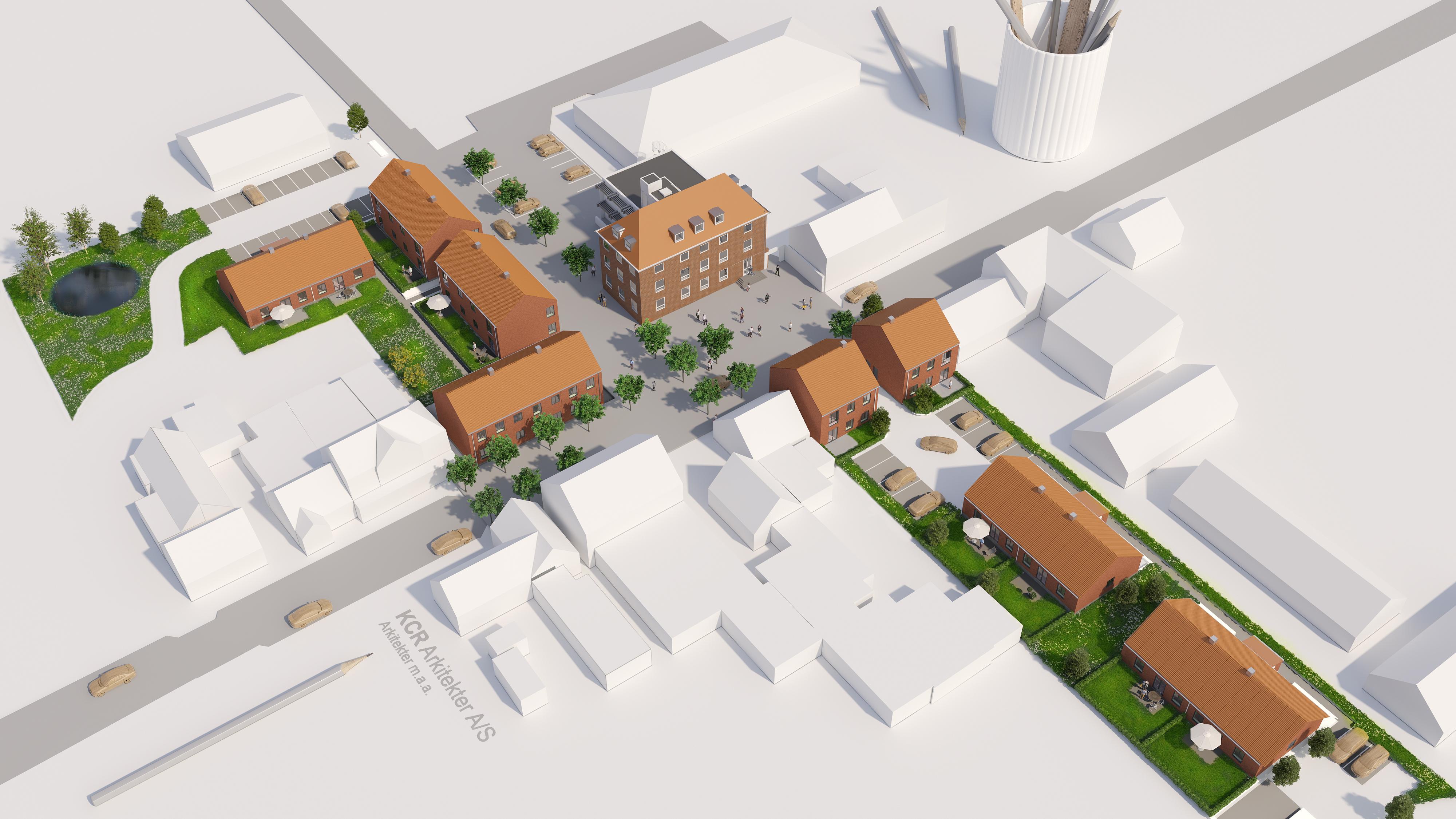 Nørre Aaby Byplanlægning