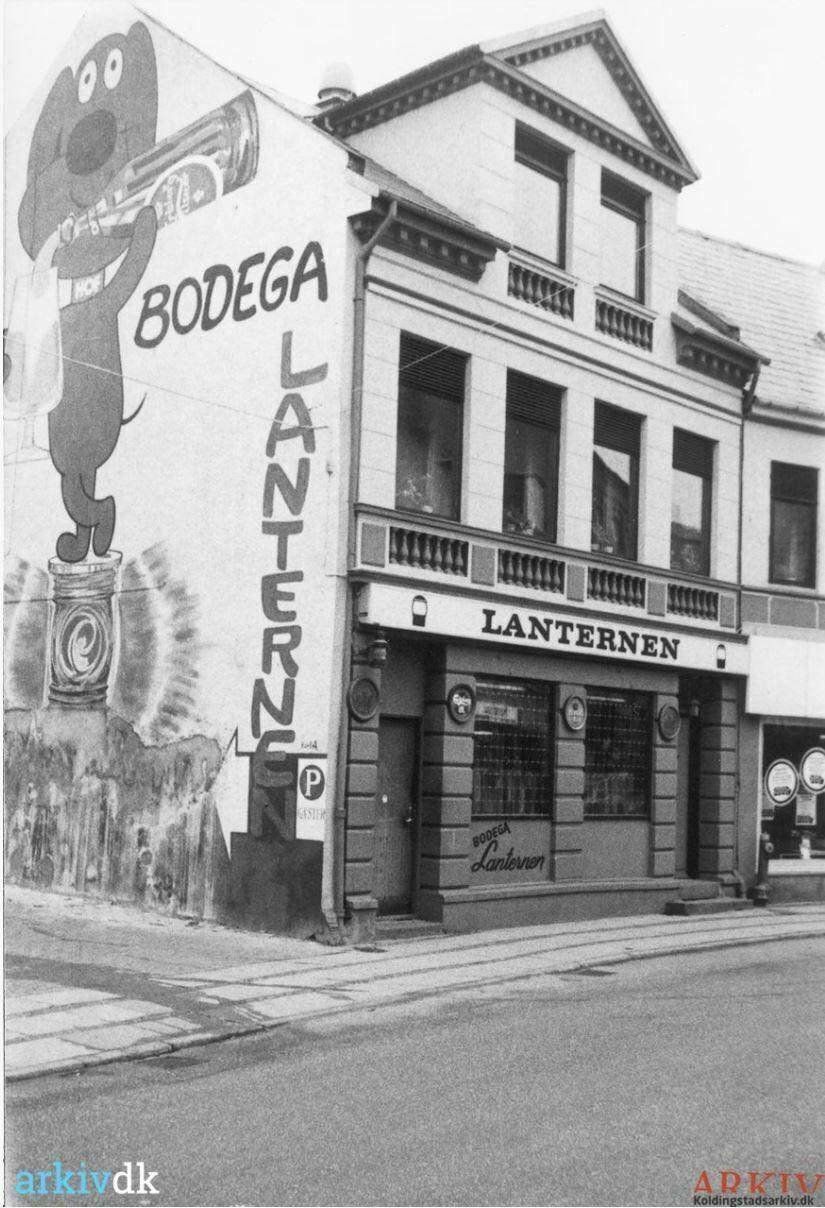 Lanternen Låsbygade